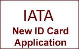 IATA New ID Card Application