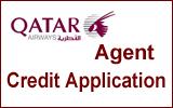 Qatar Agent Credit Application